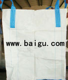 Sacchetto di sollevamento mezzo di tonnellata bianca del doppio filo di ordito grande