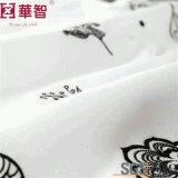 高品質400tcの綿の刺繍の羽毛布団カバーセット