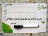 Магнитных Блокнот с Eraser Pen (MHB- 07)