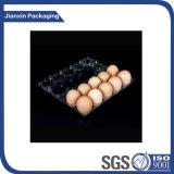 Bandeja de embalagem em plástico blister para ovos