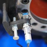 La alta calidad estándar de la exportación 10 conjuntos libera la máquina que prensa del manguito de la Finn-Potencia