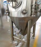 販売のためのステンレス鋼のビール醸造所の発酵タンク製造業者
