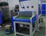 Раковина мобильного телефона/машина Sandblasting транспортера алюминиевой плиты автоматическая