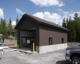Construction préfabriquée de structure métallique pour l'atelier d'entrepôt