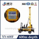 Xy-600f plataforma de perforación de pozos de agua