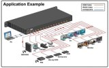 8X8 4k HDMI Matrix Switcher (con EDID, supporto 4k*2K)
