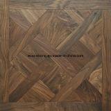 Chão em madeira parquet piso de Engenharia de pavimento em mosaico