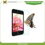 Protector del vidrio Tempered del teléfono celular para el tacto 4 del iPod de Apple