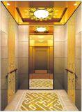 Vvvf Gearless conduz para casa o elevador com tecnologia alemão (RLS-235)
