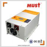 Met lage frekwentie van de ZonneOmschakelaar van het Net met Transformator 1kw aan 6kw