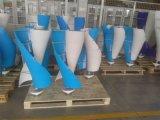 Générateur de vent vertical résidentiel de Maglev 100W 12V 24V dans l'endroit venteux intense