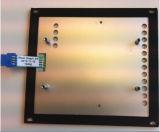Placa de aluminio del interruptor de alta fiabilidad de los circuitos LED Junta de superposición Membran
