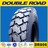 Première double usine de pneu de camion de la marque 13.22.5 de route de la Chine dans les prix 315/8022.5 du pneu 22.5 de camion de la Chine