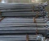 Galvanisierte geschmiedete Behälter-Befestigungs-Vertikale, die Stäbe peitscht