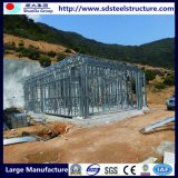 Estrutura de aço leve venda quente Casa prefabricados para o site Camp