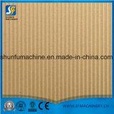Новая Corrugated производственная линия машины коробки завода по переработке вторичного сырья для того чтобы сделать бумажный крен