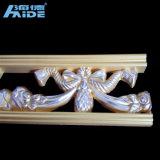El moldear decorativo interior (PU) de las cornisas de la corona de los poliuretanos