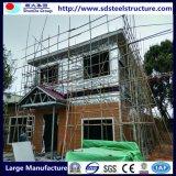 Горячие продажи легких стальных структуру для сборных домов в лагере сайта