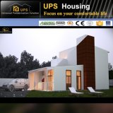 Las nuevas tecnologías más populares Pref construyó Villa con decoraciones
