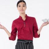 Restaurante de alta qualidade uniformes/Hotel uniforme para o Chef modelo uniforme