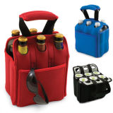 Bouteille Can Neoprene Thermal Insulated Cooler Bag