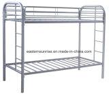 頑丈で強く安い鉄骨フレームの二段ベッド