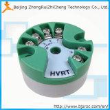 熱電対のヘッドによって取付けられる温度の送信機