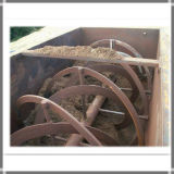 Cinta doble horizontal en polvo Licuadora Máquina para el cacao en polvo