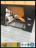 Máquina de secagem de grãos uniforme do calor