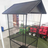 Chinese Outlets Bird Cage Factory Parrot Cage para venda