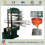 Máquina de Fabricação de azulejos do piso de borracha