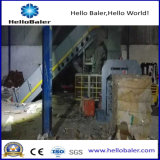 Presse automatique pour le centre de papier de Wast Recyling