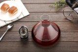 Decantatore di vetro del vino del colpo della bocca di alta qualità con buon Pirce