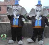 Hi fr71 Costume de la mascotte de l'éléphant