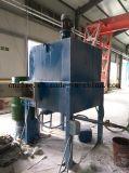 Enrollamiento controlado automático del tubo del filamento del vidrio de fibra del CNC FRP GRP que hace la máquina Zlrc