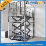 De hydraulische Elektrische Apparatuur van de Lijst van de Lift van de Schaar met Ce