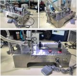 자동 장전식 고속 과일 주스 또는 액체 충전물 기계