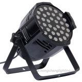 36X3w RGB СИД PAR 64 Stage Lighting Equipment