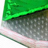 Enveloppes de expédition métalliques de bulle brillante multicolore en gros