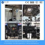 cabina de 135HP 4WD que cultiva/motor agrícola/de la granja del uso del alimentador de Deutz/acondicionador de Cool&Warm