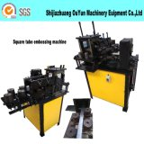 Flat Iron/Square Steel를 위한 Embossing Machine가 Shijiazhuang SGS에 의하여 차 굴렀다