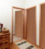Puerta cortafuego en madera con certificación UL y estándar BS 476