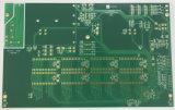 Taconic TsmDs3 0.254mm (10ミル)の液浸の金PCBのサーキット・ボード