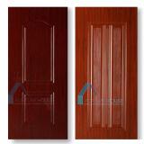 Glatte und Melamin-HDF geformte Tür-Haut Matt-4.2mm