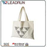 Sacchetto di acquisto non tessuto del sacchetto di mano della tela di canapa del cotone del sacchetto di acquisto dello zaino (X023)
