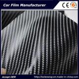 pellicola del vinile della fibra del carbonio del vinile 4D dell'automobile della pellicola della fibra del carbonio 3D per l'involucro dell'automobile