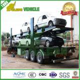 Тележка несущей автомобиля 2 Axles для перевозки автомобиля