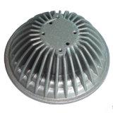 Het machinaal bewerkte Deel van de Legering van het Aluminium voor de Basis van de Filter (adc-03)