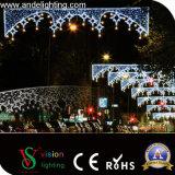 خارجيّ شارع عيد ميلاد المسيح زخرفة [لد] عطلة آفاق زخرفة ضوء