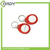Kundenspezifische bunte NFC Druck13.56mhz Mangofrucht RFID Keyfob